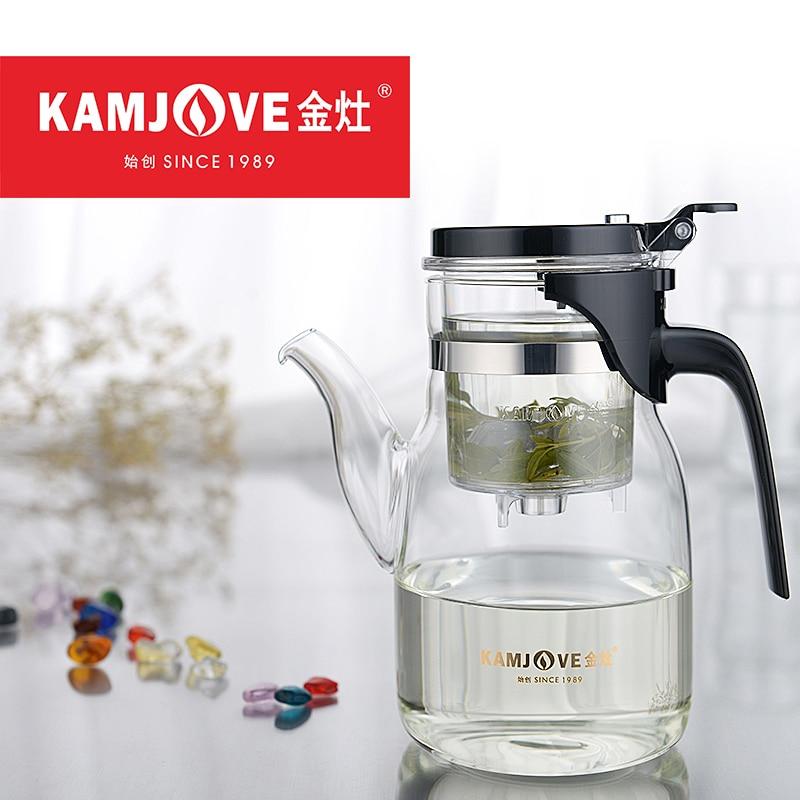 GRANDNESS Kamjove Art Tea Cup tea pot large capacity elegant cup Kamjove Kungfu Teapot PiaoYi