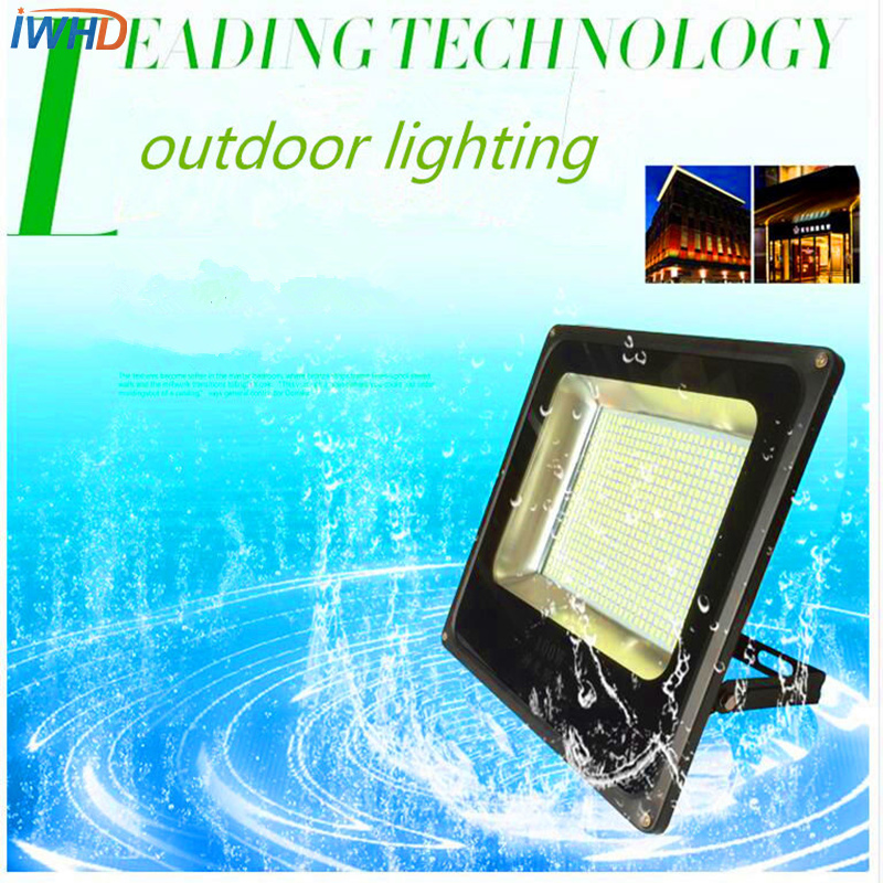 AIBOULLY led flood light industrial lighting waterproof outdoor advertising spotlight square garden lights Field work lights 80w led flood lights ip65 outdoor led flood light advertising led light