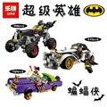 Lepin 07045 07046 07047 07048 07050 07051 07056 07057 07058 Serie de Películas de Batman Juego de Bloques de Construcción Ladrillos juguetes para los niños