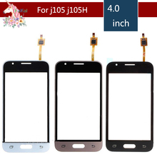 10pcs/lot For Samsung Galaxy J1 Mini J105 SM-J105Y J105H J105M Touch Screen Digitizer Sensor Glass Lens Panel Replacement