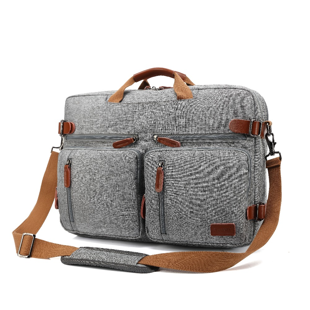 купить 15.6 17 Inch Big Capacity Laptop Backpack Multi-function Computer Briefcase Notebook Messenger Bag Versatile Travel Luggage Bag по цене 3399.2 рублей