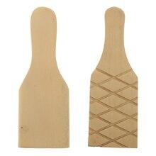 Деревянные для глины весла инструменты для гончарного дела для кухни или глины и керамики-гладкие для ручного строительства керамики инструменты