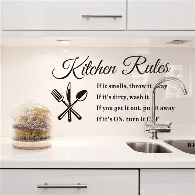 vinyl wall quotes for kitchen promotion-shop for promotional vinyl