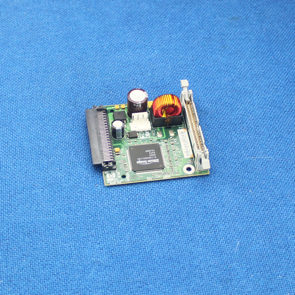 Q1251-60021 Used Hard Disk Card  for HP DesignJet 5500 free shipping formatter board q1251 69269 q1251 69030 c6090 60012 q1251 60269 for the hp designjet 5500 5100 plotter parts
