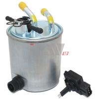 High quality Fuel Filter F026402849 for Nissan NP300 Navara Pathfinder III OEM:16400-EC00B