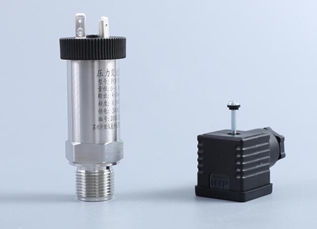 Transmetteur de silicium de Diffusion de capteur d'alimentation en eau à pression constante 4-20mA pression d'air pneumatique hydraulique