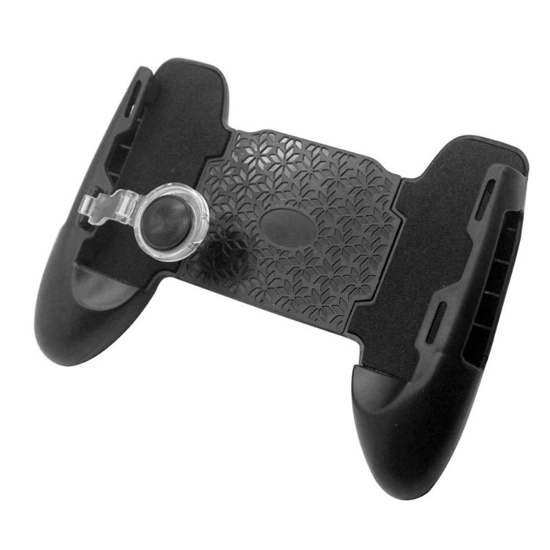 ALLOYSEED 3 in 1 Mobile Phone Stand Grip Joystick Universal Game Joystick+ Mini Joystick Grip+ Stand Bracket for Phone