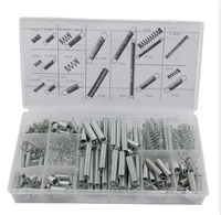 200pcs Set Spring Extension Spring Spring Kit Pp Plastic Box Transparent Box 20 Specifications