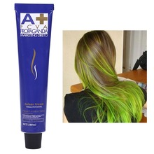 Hair Coloring with Double Oxygen Milk