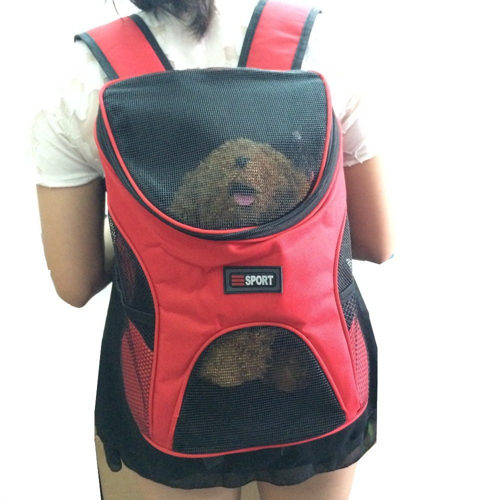 Aliexpress.com   Buy Dog Backpack Carrier Pet Carrier Dog Cat . 9d2fb8ebe9a99