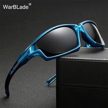 Night Vision WarBLade woman UV400 Polarised Driving Sun Glasses For Men Polarize