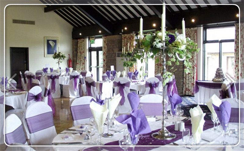 Wedding Chair Covers Lilac Burke Chairs For Sale 100pcs Lavender Cover Sash Bow Banquet Weddings In Sashes From Home Garden On Aliexpress Com Alibaba Group