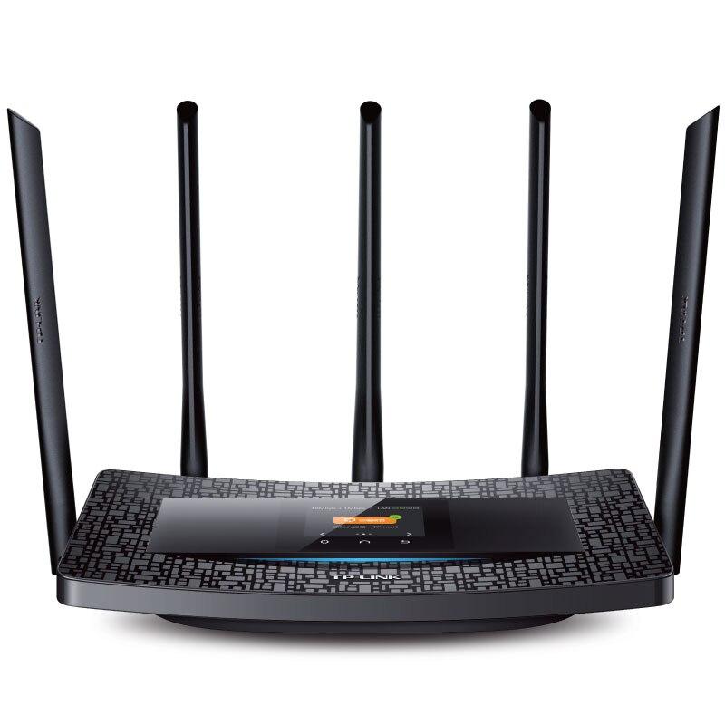Routeur Wifi tactile tp-link 11AC TL-WDR6510 2.4 GHZ-5 GHZ gamme de routeur sans fil intelligent Extende Amplificador extension de gamme répétdor