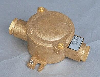 Marine brass junction box JXH302