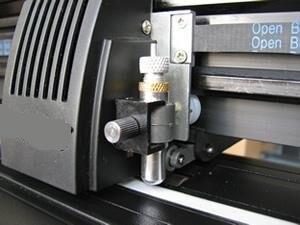 Plotadora de corte de alta precisão servomotor,