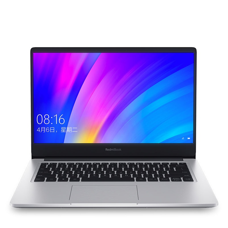 Original Xiaomi Redmibook 14 Laptop Intel Core i5-8265U / <font><b>i7</b></font>-8565U NVIDIA GeForce MX250 <font><b>8GB</b></font> 256GB/512GB Ultra Thin <font><b>Notebook</b></font> image