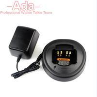 Battery Charger 220V For Motorola Radio Walkie Talkie HT750 GP320 GP328 GP338 GP340 GP360 GP380 GP240