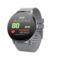 V11 Smart Watch IP67 waterproof Fitness tracker Heart rate Bracelet Blood Pressure Oxygen