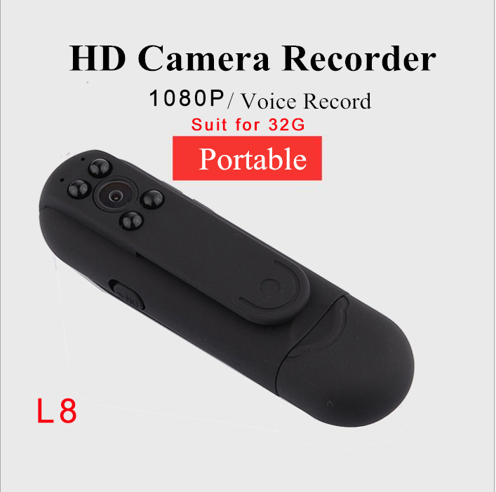 1080P Wide Angle Night IR Mini Covert Site Law Enforcement Video Recorder DV Camera Camcorder Wireless Motion Detection gerber mini covert 22 46924