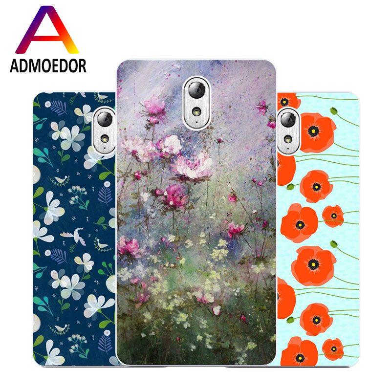 sale retailer 42619 ed2ca US $2.23 14% OFF|Lenovo VIBE P1M Case,Silicon beautiful flowers 3D relief  Painting Soft TPU Back Cover for lenovo p1ma40 Transparent Phone Bags-in ...