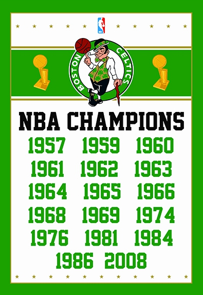 Boston Celtics Logo USA Basketball Sport Team Digital Printing Flags Banners 3x5FT 100D Polyester Flag metal Grommets 90*150 CM ...