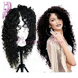 Side part long black wig curly synthetic lace front wig top heat resistant synthetic cheap wigs.jpg 250x250