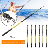 1 8 2 1 2 4 2 7 3 3 6M Portable Super Hard Casting Fishing