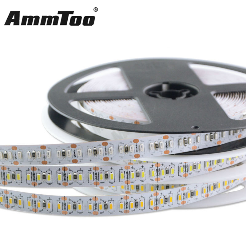 IP20 IP65 LED Strip Flexible Lights DC12V 3014 5M 204Led/M