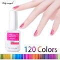 Lily angel 120 Colors Gel Polish Colorful Rainbow Nail Gel 15ml UV Gel Soak Off UV LED Gel Nail Polish Nail Colors Art NO1-120