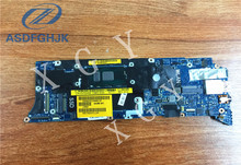 Laptop Motherboard AAZ80 LA-C881P For Dell FOR XPS 13 9350 I7-6500U Motherboard CN-0V33HM 0V33HM V33HM 100% Tested ok(China)