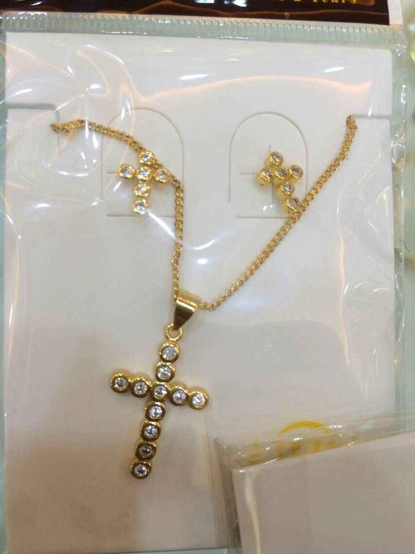 Adixyn Эфиопский этнический кулон и ожерелья для женщин золотой цвет Eretrian ювелирные изделия африканские подарки