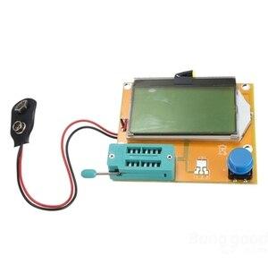 LCR-T4 12864 SCR LCD ESR Transistor Tester Medidor