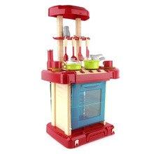 Детские кухонные игрушки, ролевые игры, игрушки для приготовления пищи, наборы посуды, Детские кухонные модели для приготовления пищи, счастливые ролевые игры, игрушки для кухни