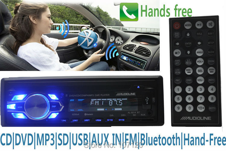 2015 new bluetooth car radio cd player 12v car audio for Jardin stereo 2015 line up