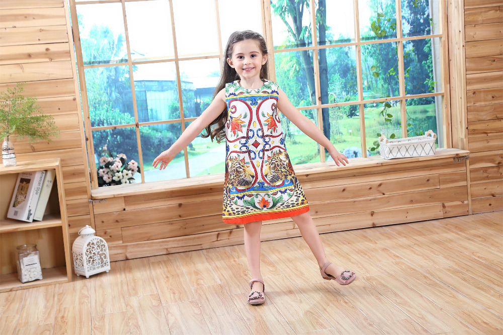 Girl Dress Princess Costume Sleevesess Christmas Dresses