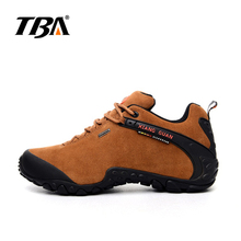 2017 TBA Men&Women outdoor slip-resistant waterproof hiking Sneaker hard-wearing hiking shoes