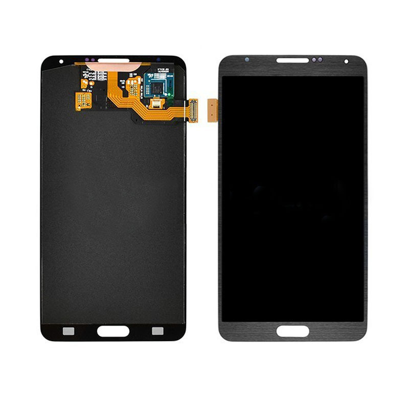 LCD Display Touch Screen Digitizer Assembly For Samsung Galaxy Note 3 N900 N9005 Gray Free shipping