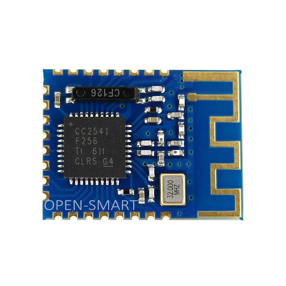Mini CC2541 Seriële Bluetooth 4.0 BLE Draadloze Transceiver Module Master-slave Bluetooth Ondersteuning WeChat/ANDROID Telefoon/Arduino