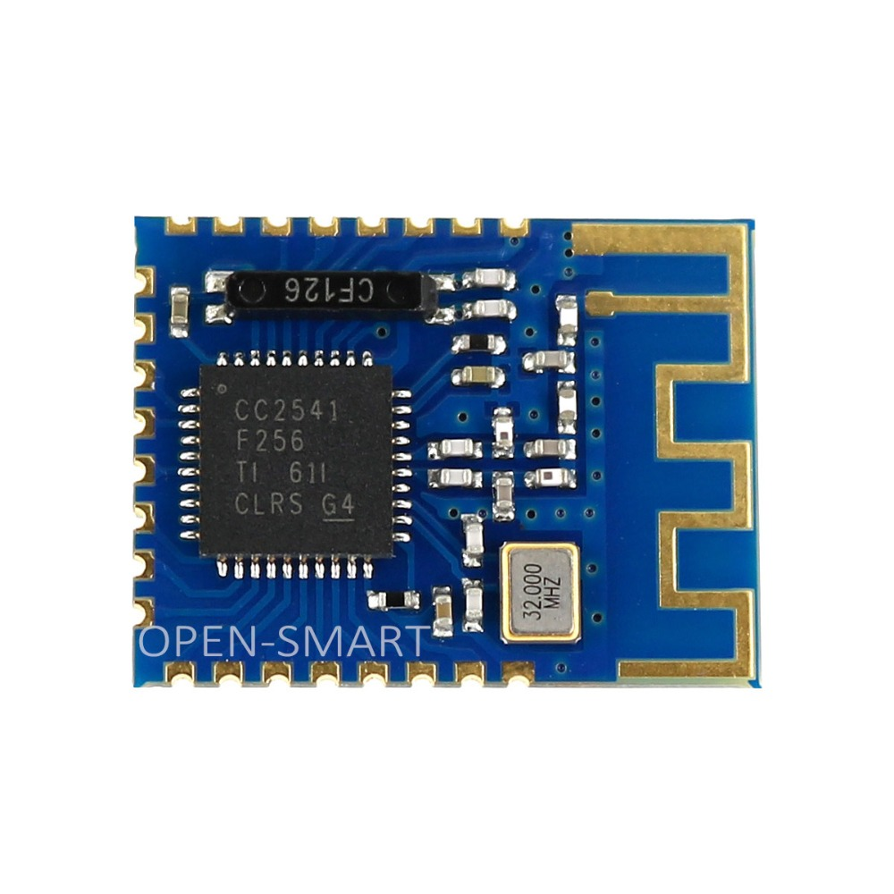 Mini CC2541 Serial Bluetooth 4 0 BLE Wireless Transceiver Module Master slave Bluetooth Support WeChat ANDROID