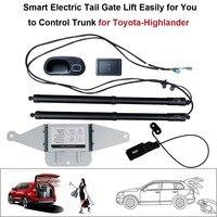 Smart Auto Электрический хвост ворота лифт для Toyota Highlander дистанционное управление комплект высота избежать Pinch