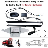 Smart Auto Electric Tail Gate Lift for Toyota Highlander Remote Control Set Height Avoid Pinch