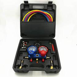 Кондиционер Запчасти R410a преобразования частоты кондиционер R22 постоянной частоты фтора инструмент костюм двойной рукав свободного кроя