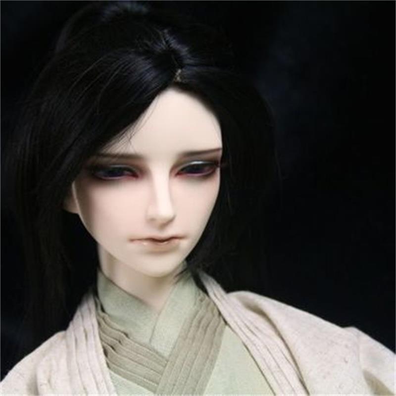 IOS Люцифер 70 см мужской мальчик БЖД куклы СД 1/3 тела модель для мальчиков и девочек глаза высокое качество игрушки магазин смолы включены гла...