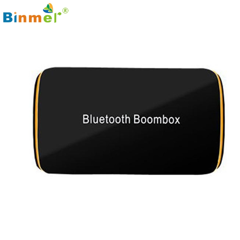 Binmer Drahtlose <font><b>Bluetooth</b></font> 4,1 Audio Stereo Empfänger Hause Auto Musik Sound A2DP Adapter Jan 12 MotherLander image