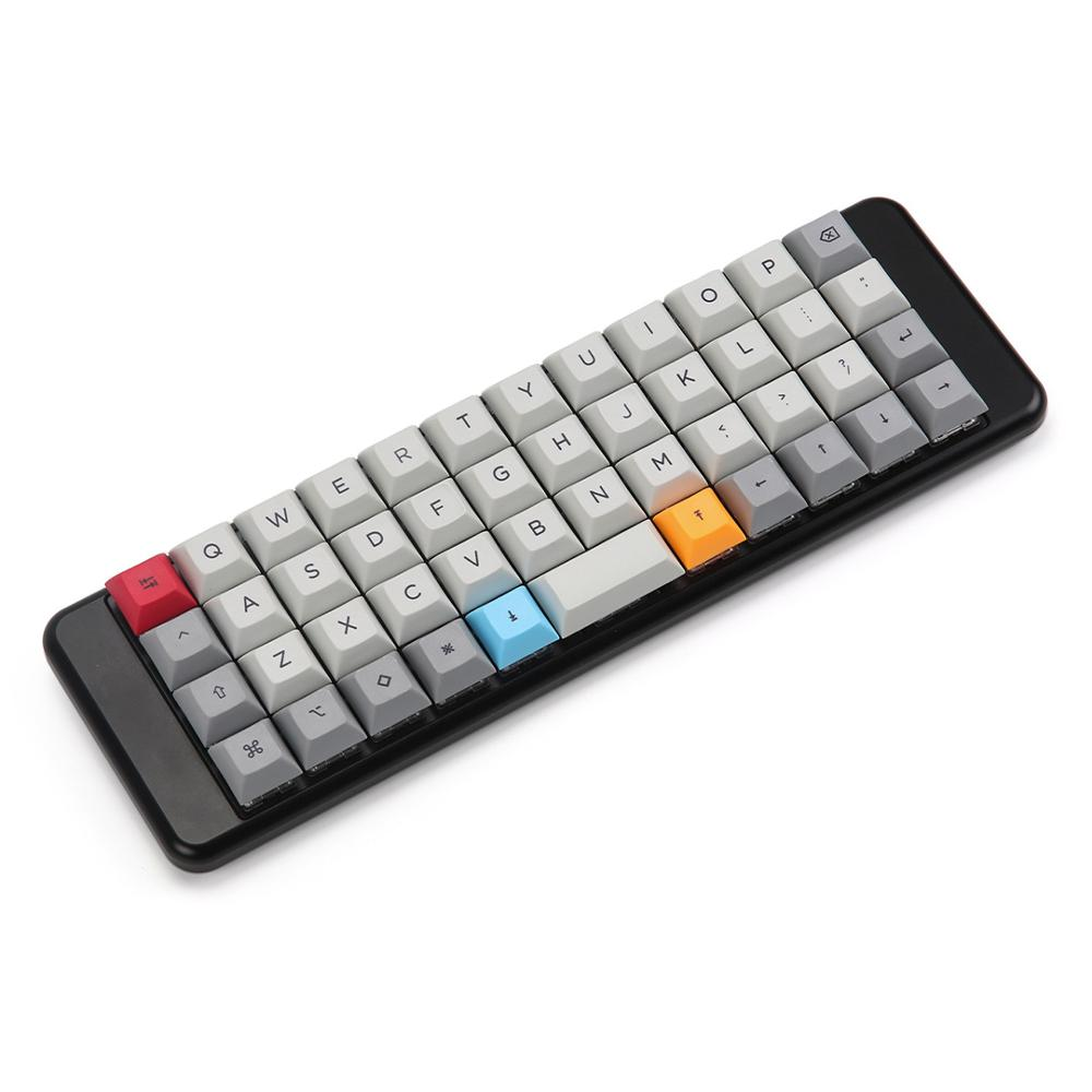 Image 5 - XDA 40 keycaps dye subbed keys for cherry mx NIU 40 mechanical keyboardKeyboards