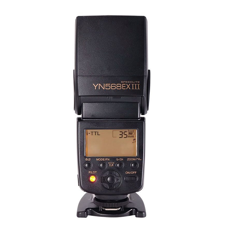 Amélioré YONGNUO YN568EX III TTL HSS Flash Speedlite Pour Nikon D810 D800 D750 D610 D7200 D7100 D7000 D5300 D5200 D3200 D90