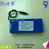 12 В li po литий ионные аккумуляторы литий полимерный аккумулятор lipo литий ионная аккумуляторная литий ионный для 9000 мАч мониторинга 3555 Вт ксе