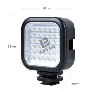 Image 3 - Godox LED36 5500   6500K Camera Led Lighting SLR LED36 Video Light Outdoor Photo Light for for DSLR Camera Camcorder mini DVR