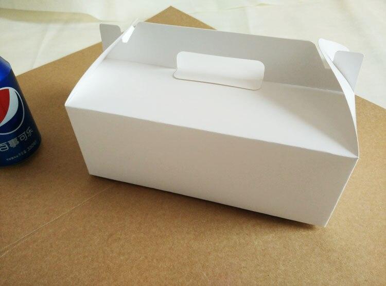 Buy 100pcs 23 5 15 9cm 6 grid white for 100 cm window box