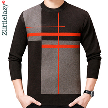 2018 brand warm casual social thick winter pullover men sweater shirt jersey clothing pull sweaters mens fashion male knitwear